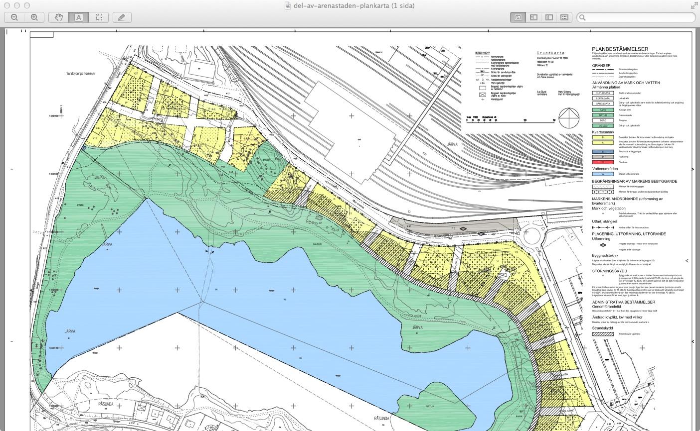råstasjön karta Peter